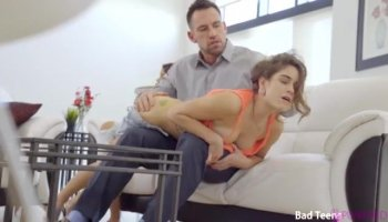 Sweetheart is stud with her skillful blow job